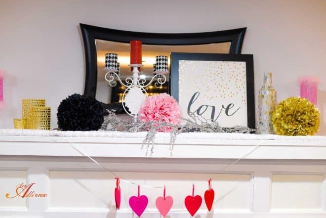 Caramel Cobbler and Valentine's Banquet