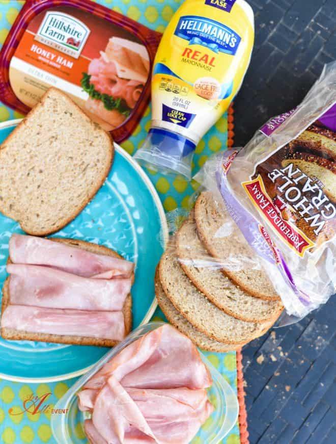 How to Make a Mediterranean Sandwich