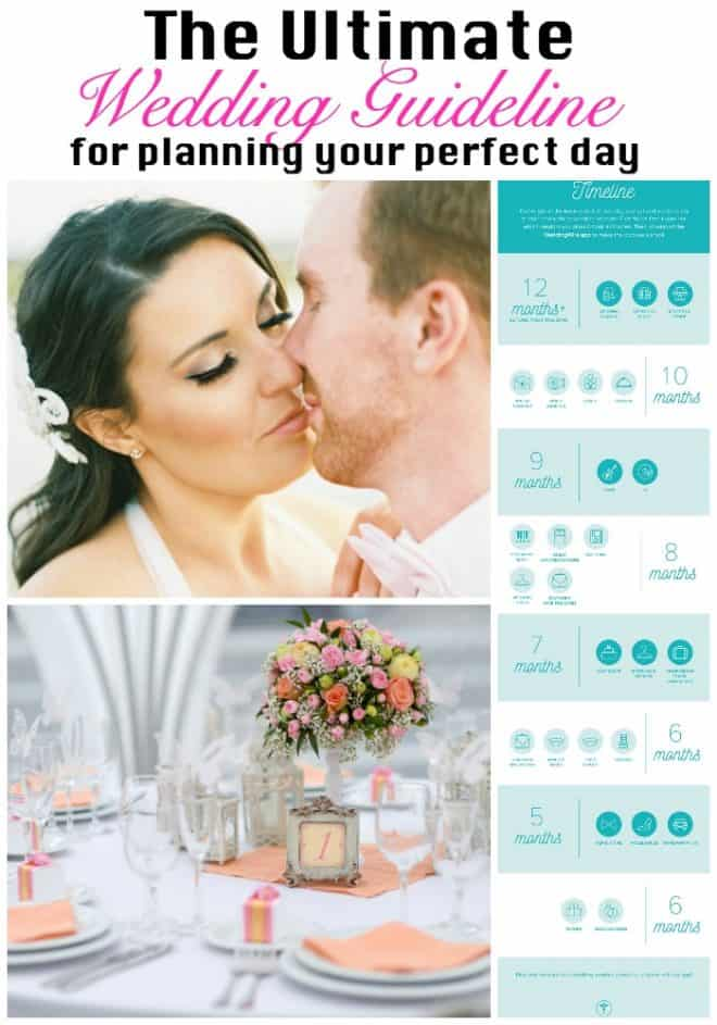 Ultimate Guideline for Planning Your Wedding