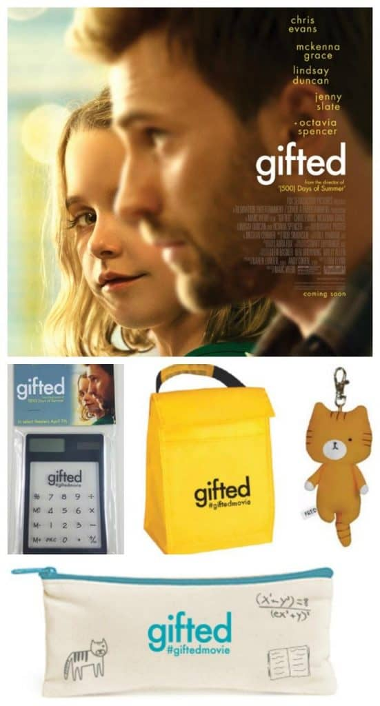 Gifted the Movie - Giveaway