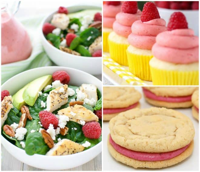17 Delicious Raspberry Recipes