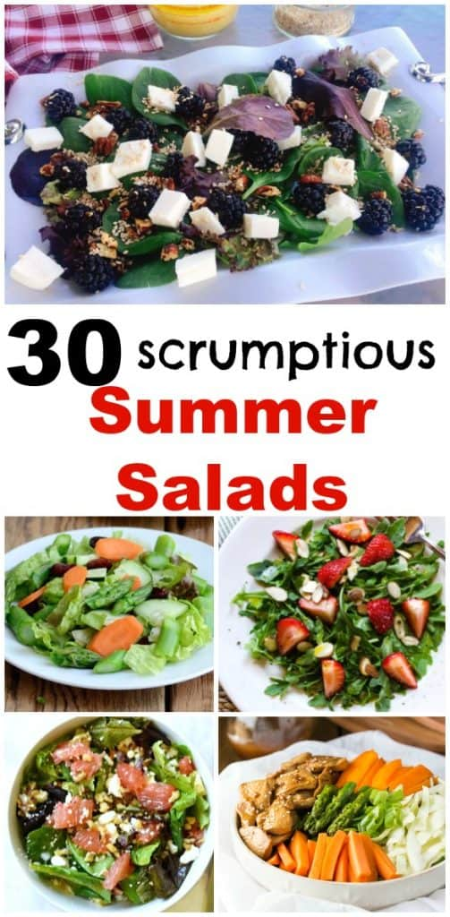 30 Delicious Summer Salads