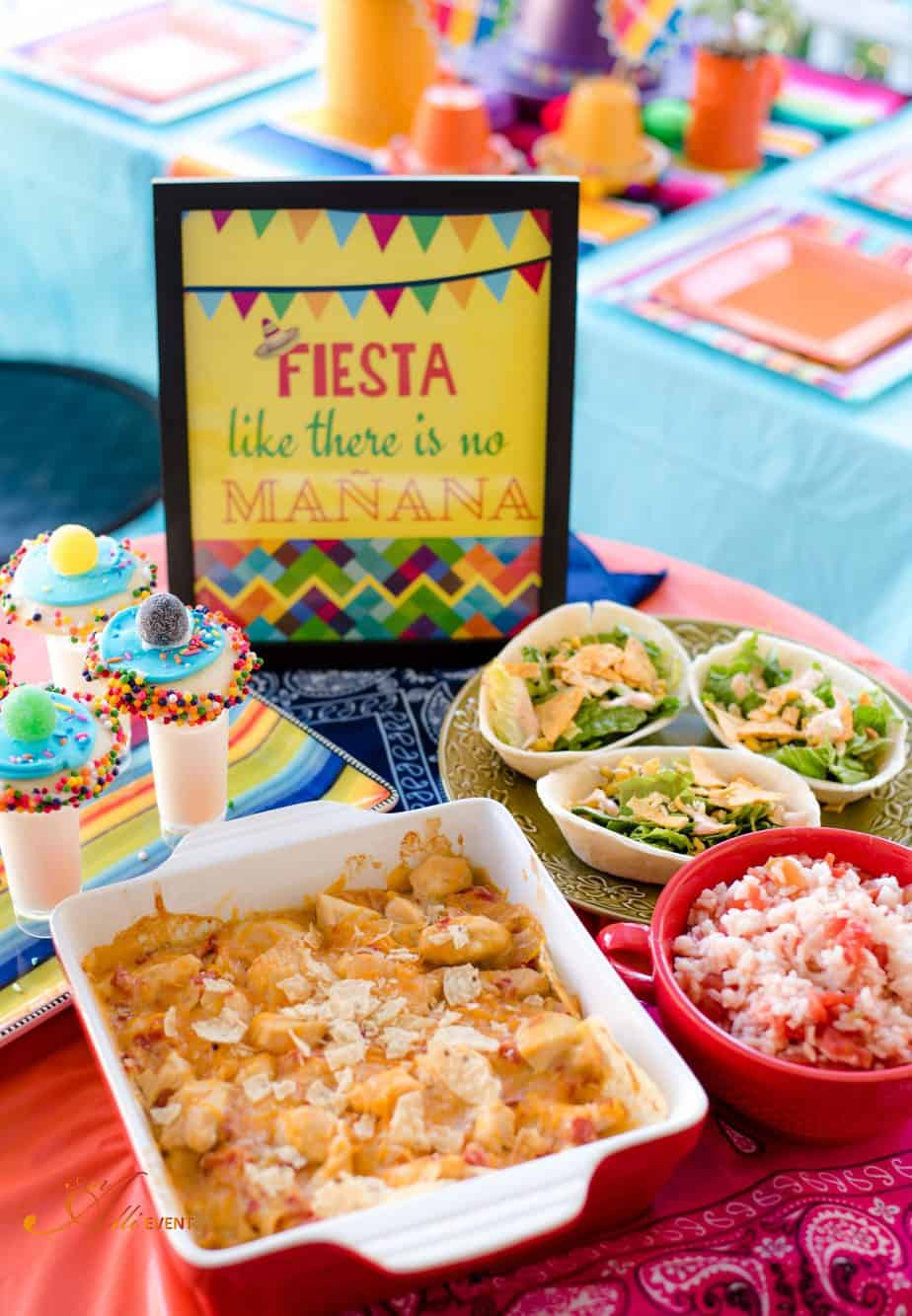 How To Make Mexican Chicken Casserole And Amazing Fiesta Tips An Alli Event