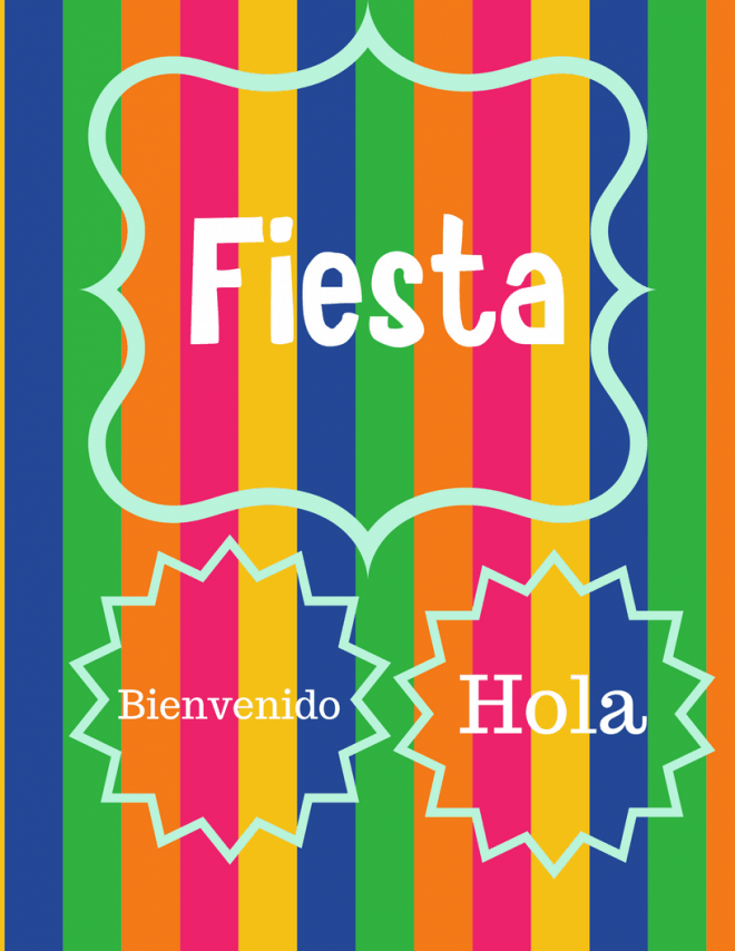 Fiesta Greetings - Mexican Chicken Casserole