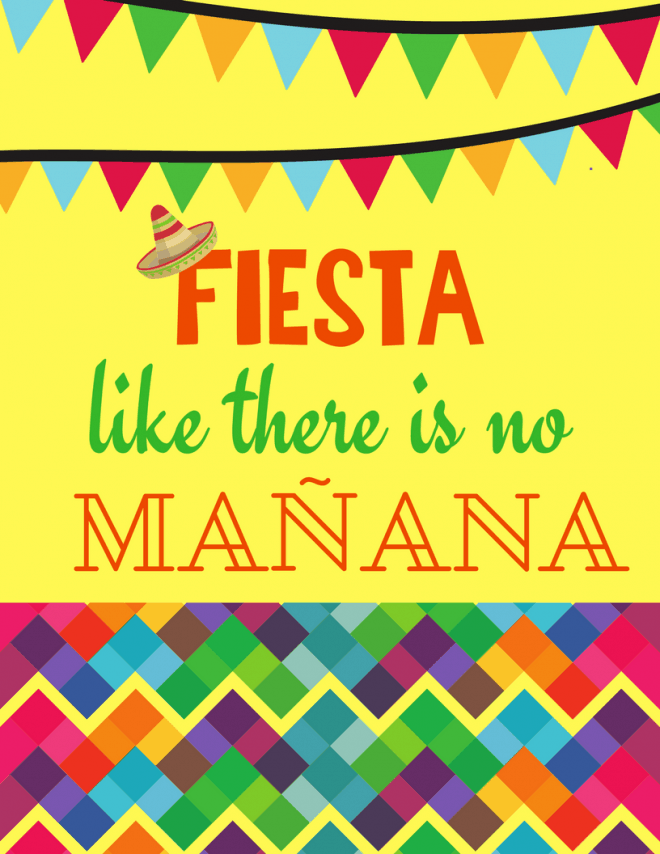 Fiesta like there is no Manana - Mexican Chicken Casserole