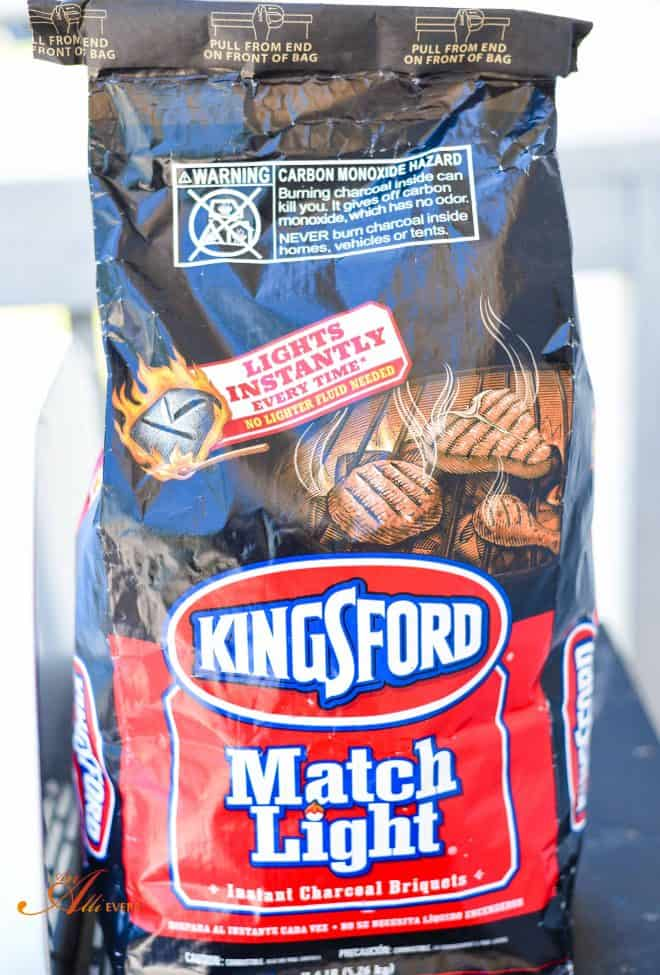 Kingsford Match Light - Chipotle Grilled Ribs