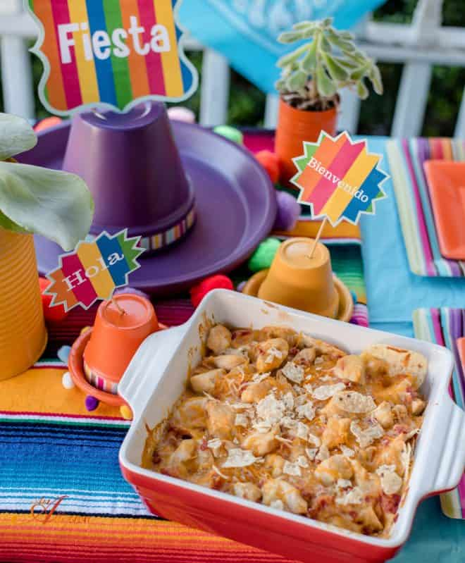 Mexican Chicken Casserole