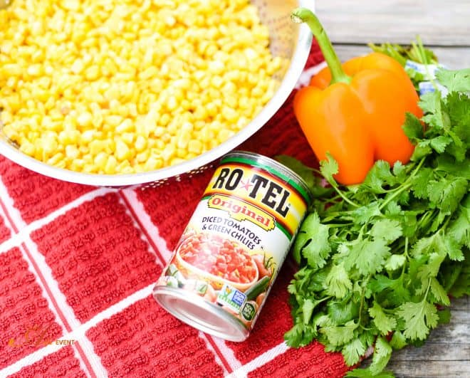 Zesty Corn Salad Recipe