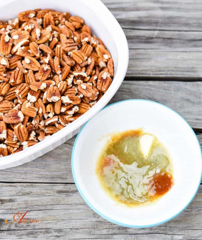 Fun Girls Night In and Spicy Pecans Recipe