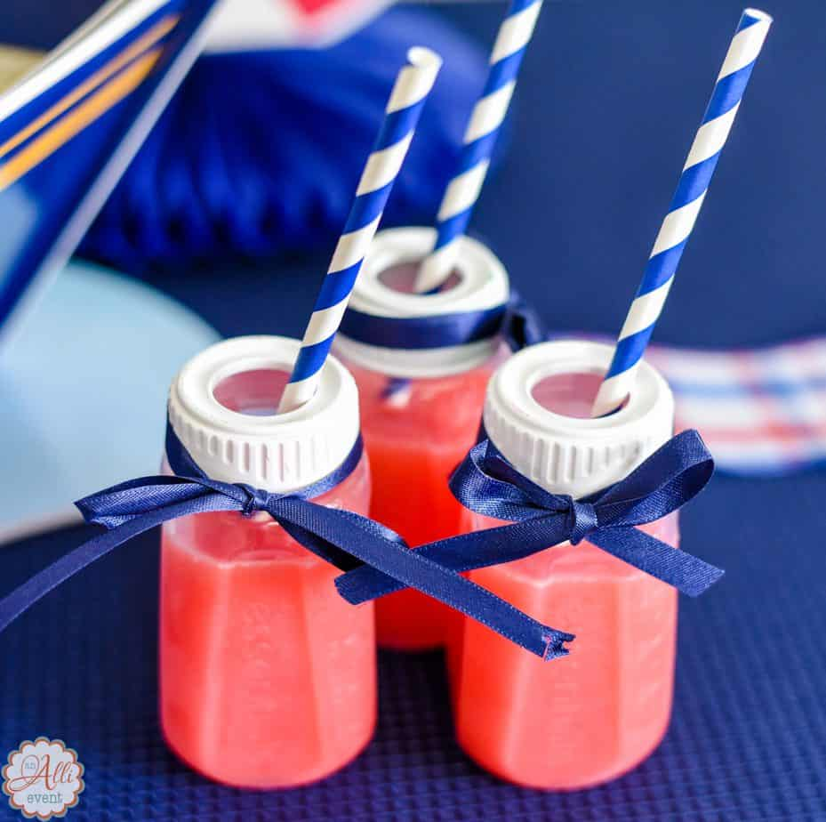 Sugar Free Punch For Baby Shower: How To Host An Adorable Nautical Baby Shower
