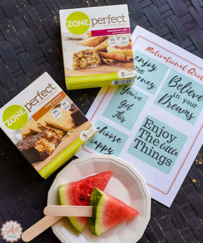 Healthy Choices - ZonePerfect Bars