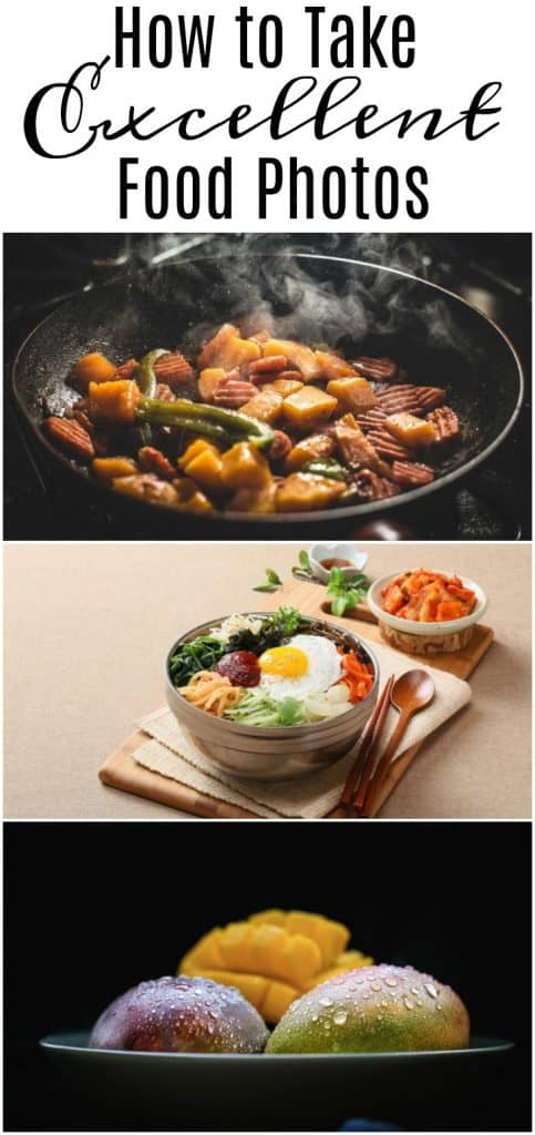 How to Take Excellent Food Photos