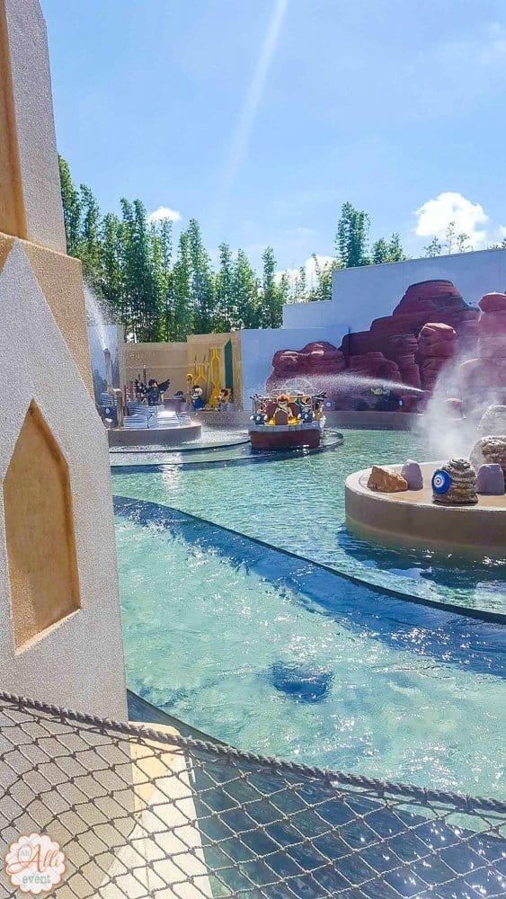 Waterpark at Legoland