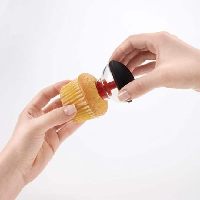 cupcake corer - Banana Pudding Cupcakes