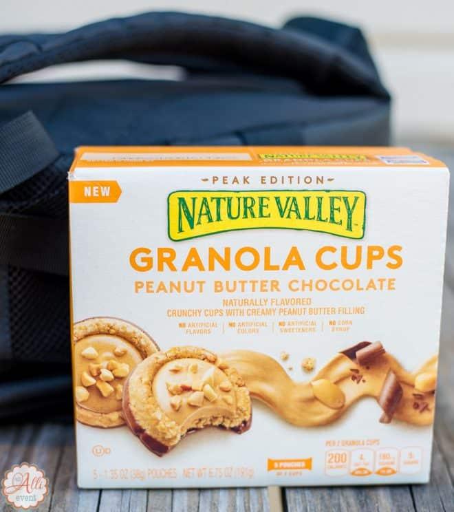 Packing Snacks - Fun Morning Hike