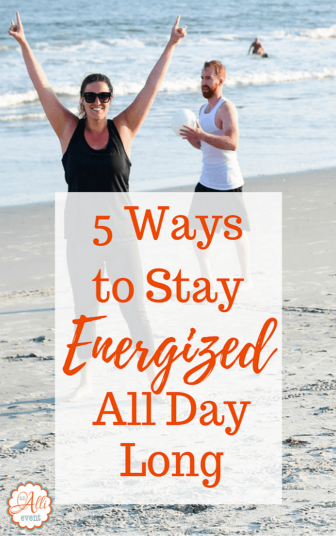 How be happy and energized every single day