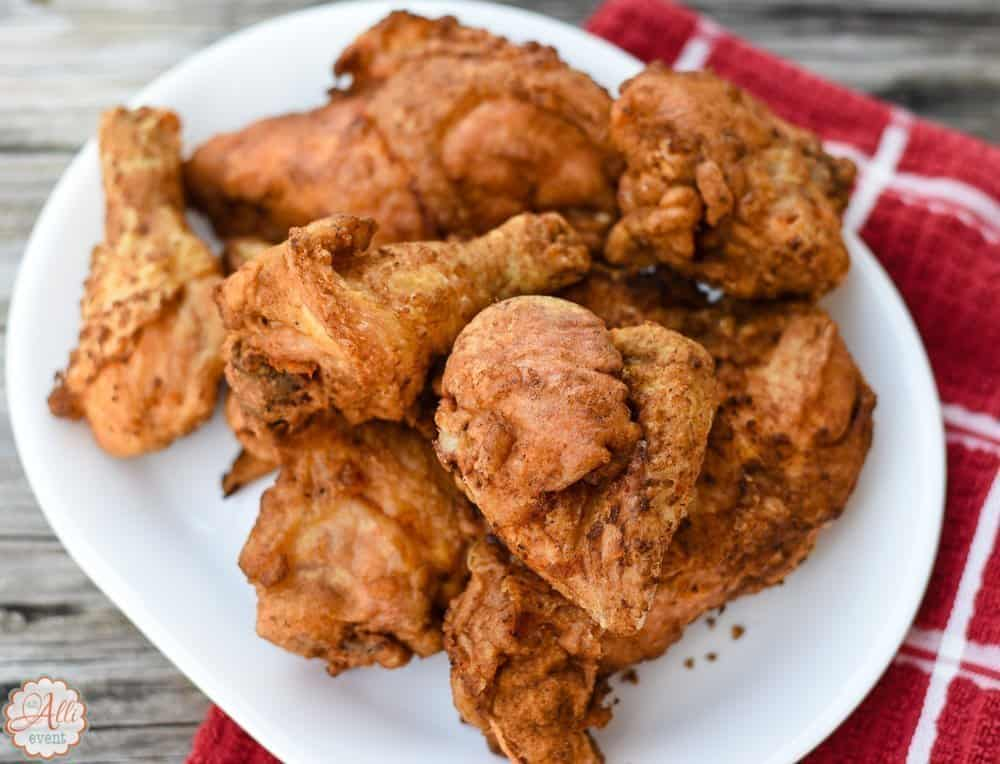 How to Make Mom's Amazing Southern Fried Chicken