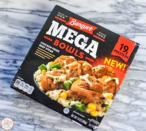 Plan Dinner with Mega Bowls