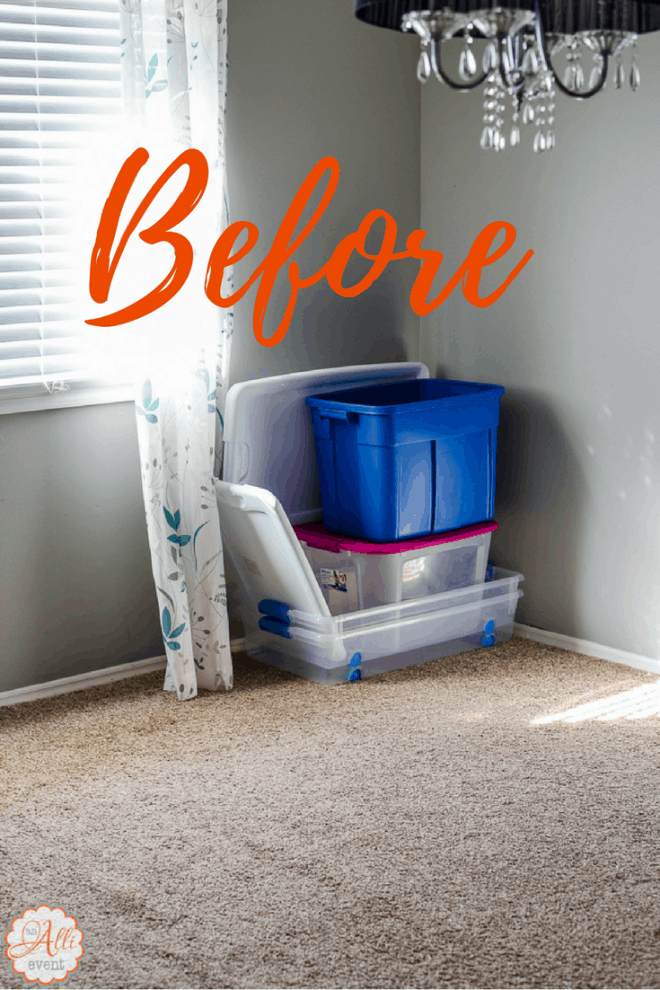 Guest Room Makeover on a Budget