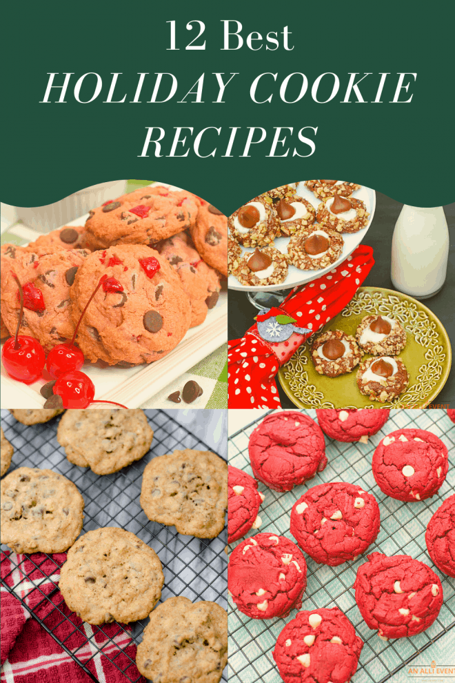 12 Best Holiday Cookie Recipes