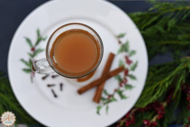 Serving suggestions for Russian Tea