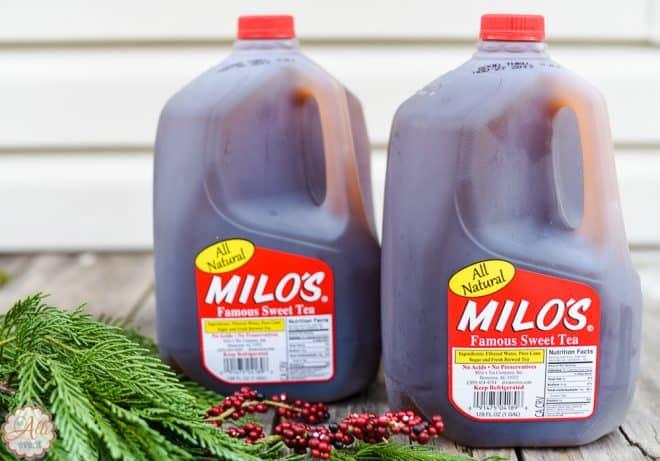 Russian Tea begins with Milo's Tea