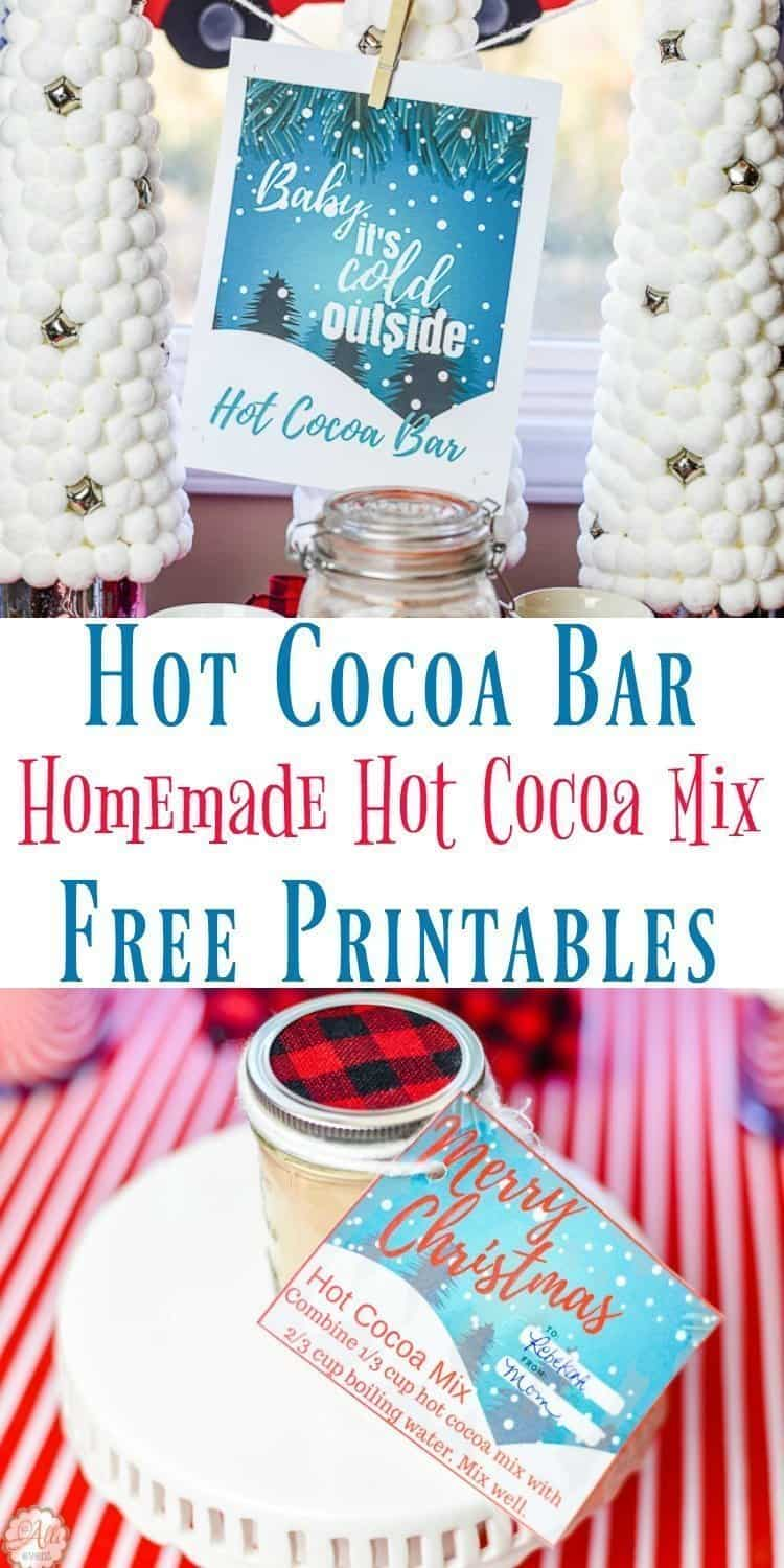 How To Make Amazing Homemade Hot Cocoa Mix An Alli Event