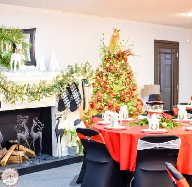 Step Into Christmas - Ideas for Large Group Parties