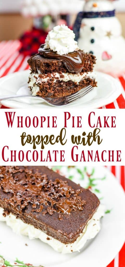 When you need a scrumptious dessert that is easy to make, Whoopie Pie Cake is the one you want. It's so delicious and cleanup is a breeze!