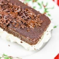 Whoopie Pie Cake with Chocolate Ganache