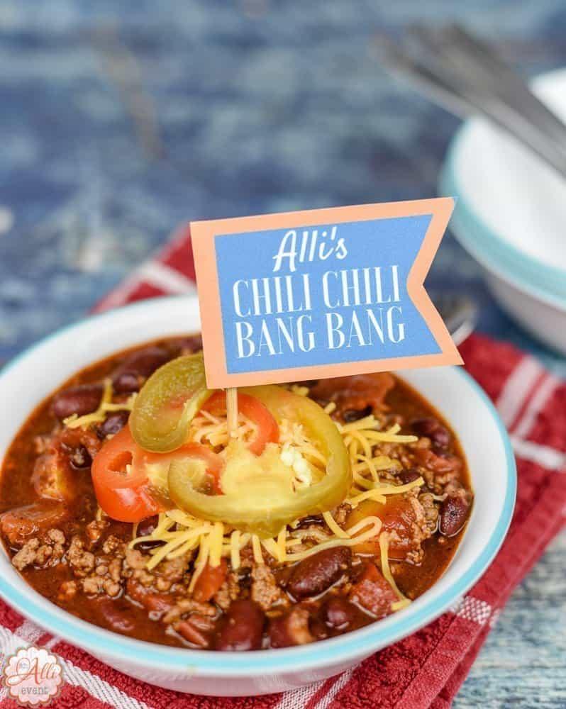 chili bang bang