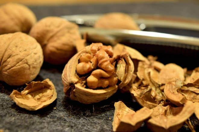 Eat More Walnuts for New Year Health Kick