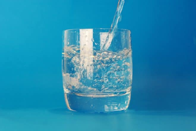 Drink More Water - New Year Health