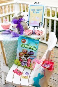 The Hunt is On - DIY Easter Bag