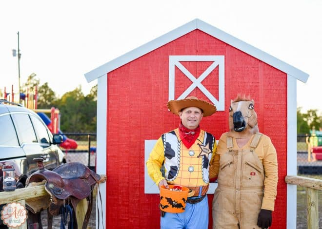 More Toy Story - Best Ever Trunk or Treat Ideas