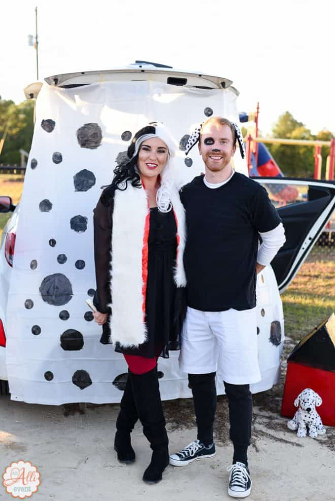 101 Dalmatians - Best Ever Trunk or Treat