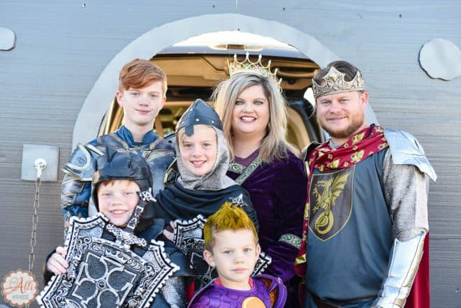 King Arthur - Best Ever Trunk or Treat