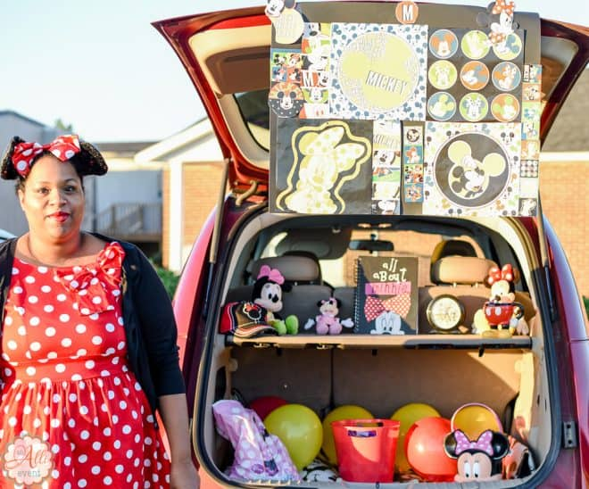Minnie - Best Ever Trunk or Treat Ideas