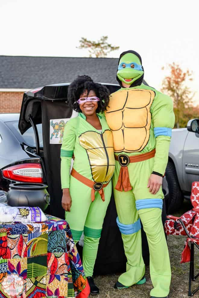 Ninja Turtles - Best Ever Trunk or Treat