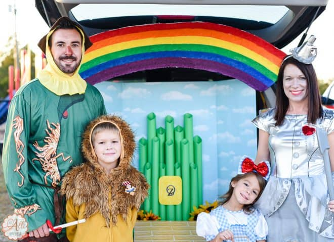 The Wizard of Oz - Best Ever Trunk or Treat Ideas