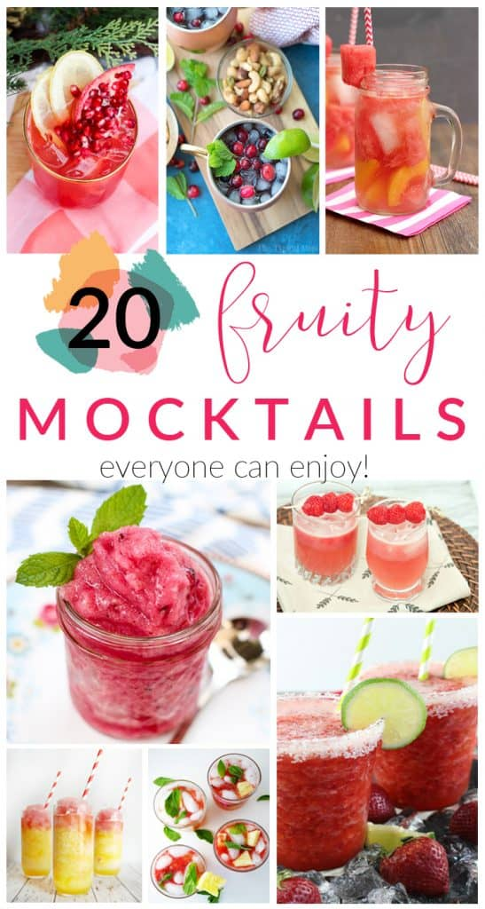 20 Fruity Mocktails Anyone Can Enjoy