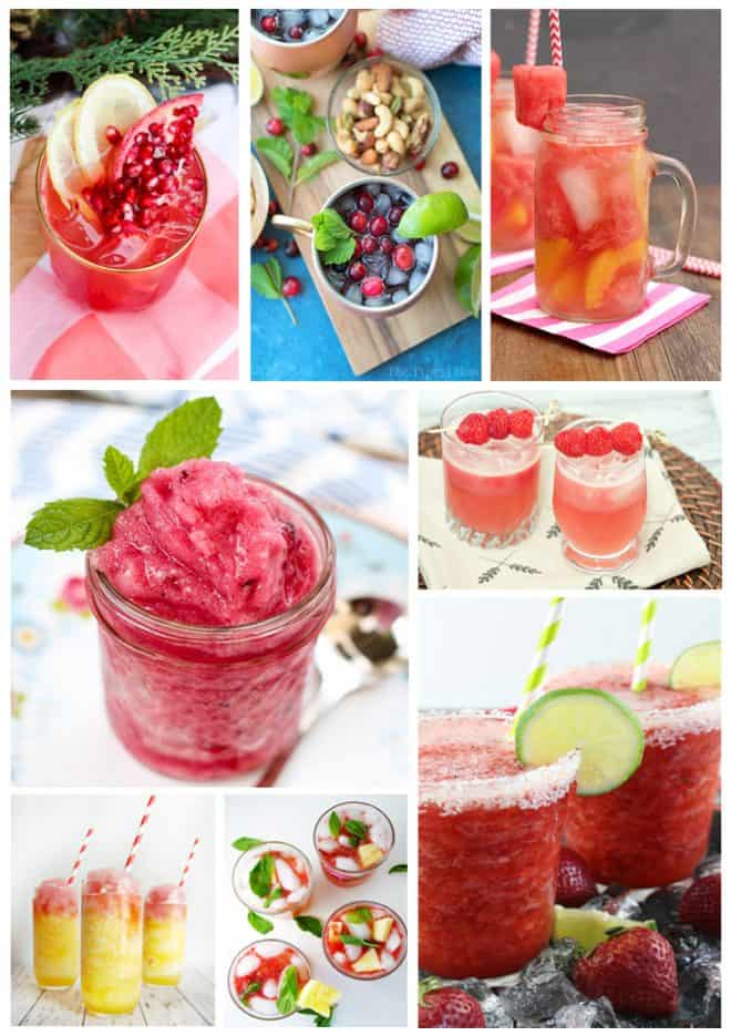 20 Fruity Mocktails for All