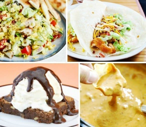 Copycat Chili's Recipes