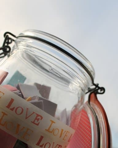 Memory Jar - Meaningful Mother's Day Gifts for Mom
