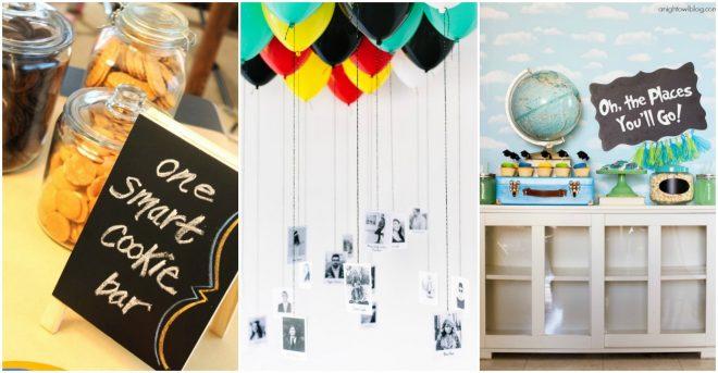 The Best Graduation Party Ideas