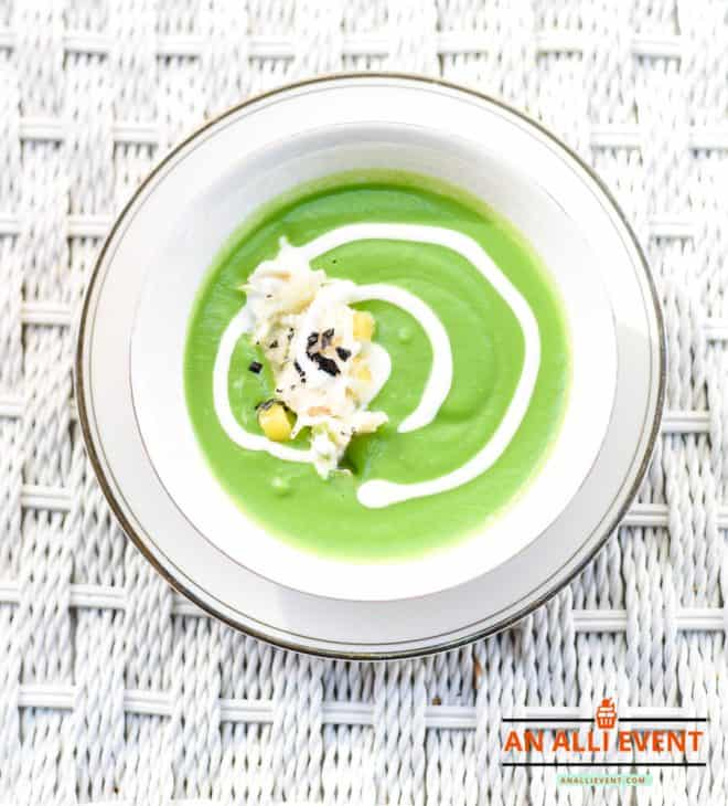 Uptown Charlotte Walking Food Tour - Pea Soup