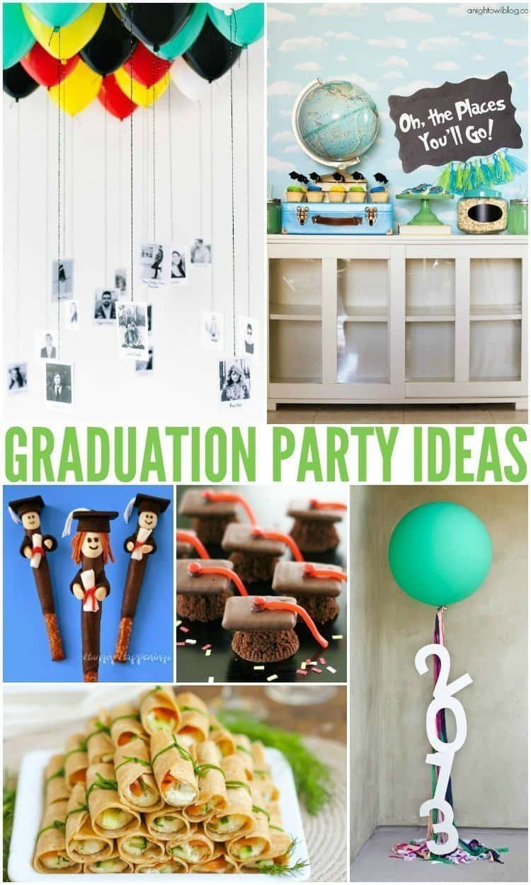 The Best High School Graduation Food Party Ideas