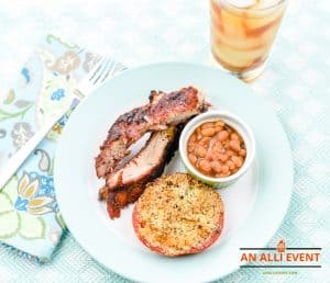 How to Make Ginger and Sweet Tea Infused Grilled Ribs