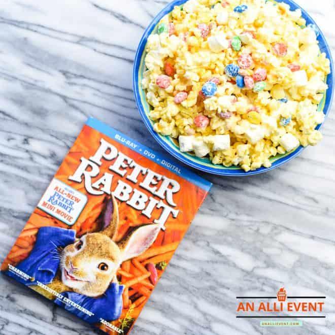 Bunny Tail Popcorn