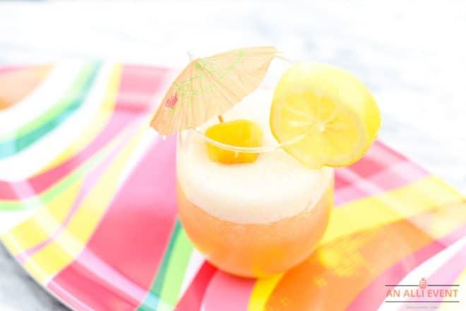 Bahama Mama Mocktail